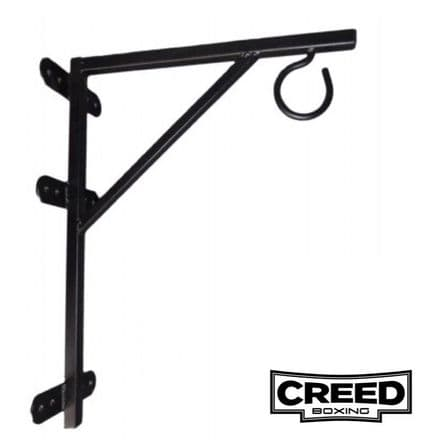 Creed Boxing 2ft Heavy Duty Wall Bracket Mount Hook  Holds upto 60kg